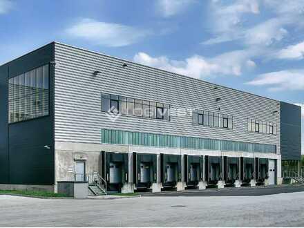 Projektierter Neubau mit 5.000 m²