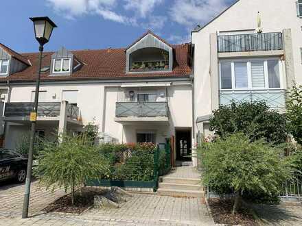 Für Kapitalanleger! Attraktive 2 ZKB, vermietet, verglaster Wintergarten, Balkon und TG-Stellplatz!