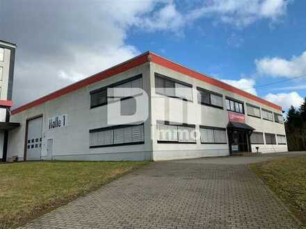 Lager / Büro / Produktionsflächen in verkehrsgünstiger Lage bei Hessisch Lichtenau 19 km von Kassel