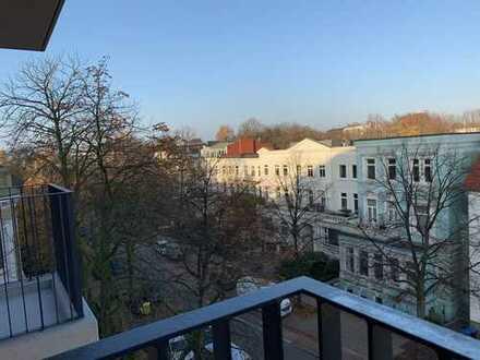 Gut geschnittene 1,5 Zimmer Wohnung mit EBK | Erstbezug | von Privat