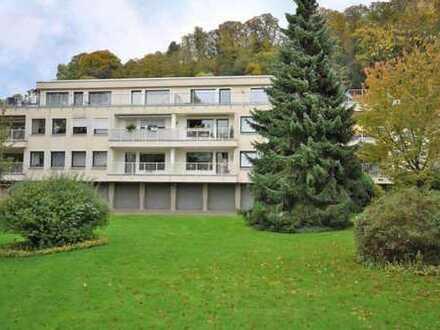 Kurz gesagt: Genial :-) !!Moderne Wohnung mit Balkon und Garage mitten in Werden