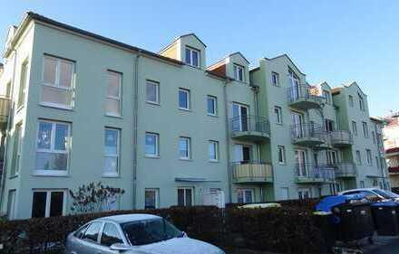 Eigentumswohnung mit Balkon und Tiefgarage