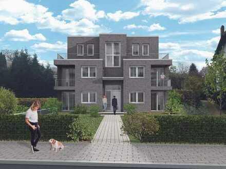 Neubau! Hochwertige Penthouse-Wohnung in Blankenese