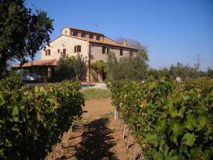 Einzigartiges Landhaus, in Bibbona, Podere Campo alle Serpi