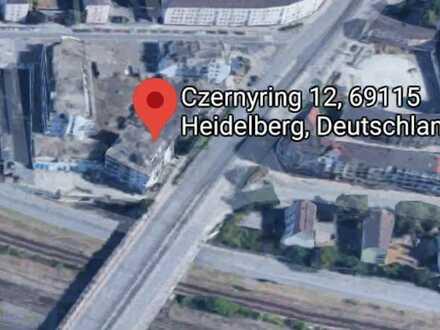 Exklusive, gepflegte 1-Zimmer-Wohnung mit Balkon und Einbauküche in Heidelber (Bergheim)
