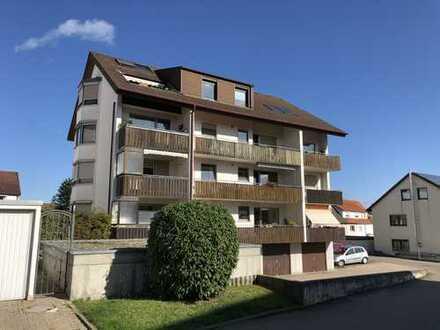 3-Zimmer-Wohnung in Aalen-Hofherrnweiler zu vermieten