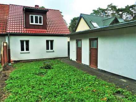 Neuwertige 3-Zimmer-Doppelhaushälfte mit Einbauküche in Michendorf, Michendorf OT Wilhelmshorst