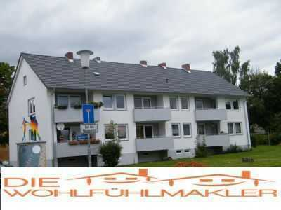 Ab August! Hallo Singels, Wochenendheimfahrer, ...! Renovierte 1-Zimmer-Wohnung mit Balkon