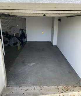 Garage im Mehrfamilienhaus