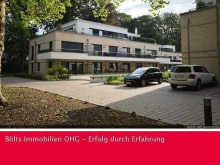 Bremen St.Magnus - Exclusive Erdgeschosswohnung mit großer Terrasse