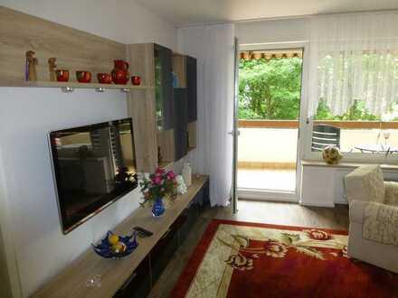 Sonnige 2-Zimmer-Wohnung in Rechberghausen mit Balkon