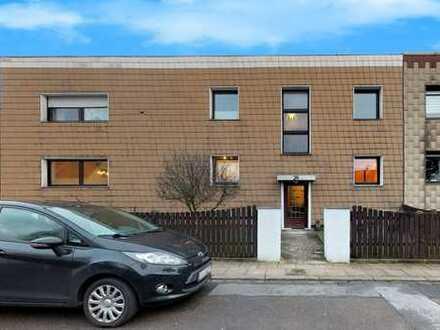 Großzügige 135m²-Wohnung zur Miete mit Garten und Garage in MH-Dümpten