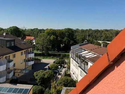 Komfortables Wohnen mitten im Stadtkern von Olching