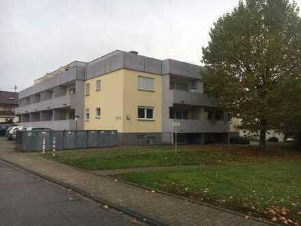 Attraktive 1-Zimmer-Wohnung mit Balkon und Einbauküche in Bad Schönborn - Mingolsheim