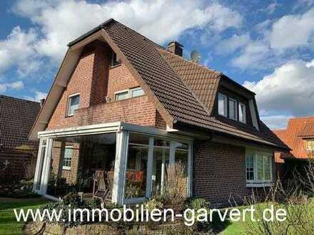 Großes Einfamilienhaus mit Garten in ruhiger Lage von Heiden