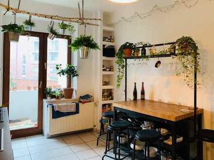 Helle 3-Zimmer-Altbauwohnung in BO-Ehrenfeld