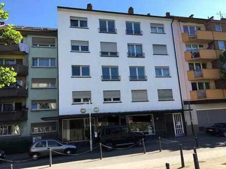 Saniertes MFH mit 2 Gewerbeeinheiten in Mannheim City
