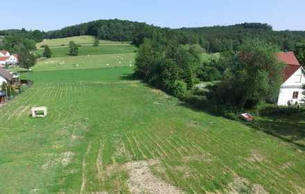 Herrlich gelegene Baugrundstücke in ruhiger sonniger Wohnlage in Bobingen OT Waldberg