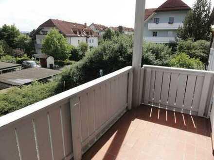 Sehr schöne 1-Zimmer-Wohnung mit Terrasse - in ruhiger Lage!