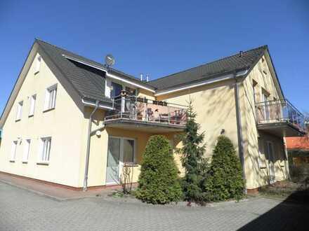 2-Raum-Wohnung mit Balkon und Blick ins Grüne in Zinnowitz