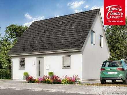 Kloster Lehnin - unser eigenes Haus, unserer schöner Garten, endlich frei