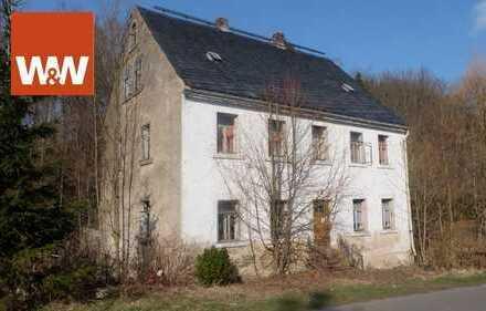 Gründerzeit- Haus in Mulda möchte in neuem Glanz erstrahlen!