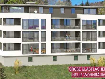 Verkauft - Das Sahnestück des Neubauprojekts:Penthousewohnung mit großer Dachterrasse