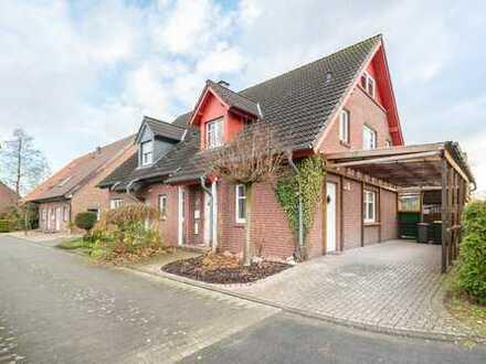 Bezugsfrei! Schönes Einfamilienhaus in ruhiger Lage von Geldern!