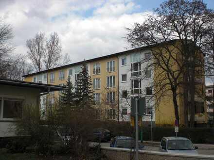 Ruhig gelegene 3-Raumwohnung in Zentrumsnähe