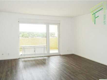 Komplett renovierte 2 Zimmerwohnung mit Blick ins Grüne
