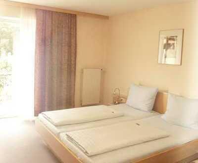 RESERVIERT!!!1-Zimmer-Wohnung mit Balkon in einer gepflegten Hotelanlage!