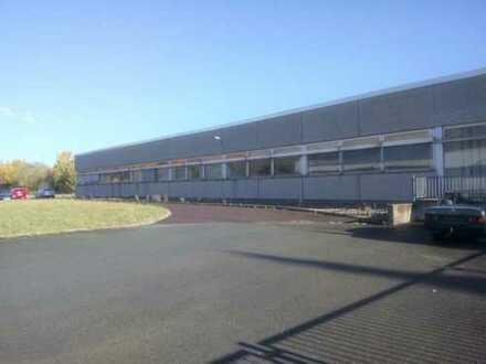 Fläche für Lager oder Werkstatt mit Außenbereich in Hof