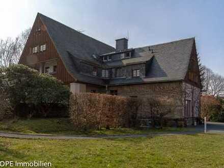 Haus mit traumhafter Lage in der Sächsischen Schweiz