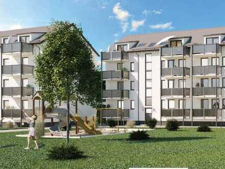 +++Erstbezug+++ Gemütliche 2 ZKB Dachwohnung mit Balkon
