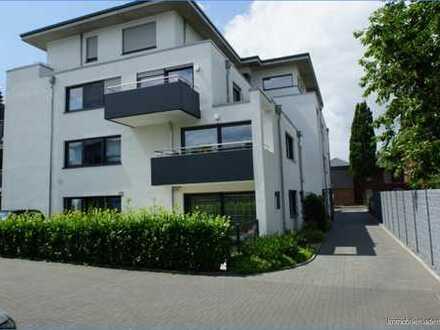 Barrierefreies Wohnen in Moerser Innenstadtlage  - schöne 2-Zi-WHG mit Terrasse -