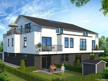 Kapitalanlage oder Eigennutz*3 Zimmerwohnung in modernem MFH*Balkon*PKW*Schuppen*Garten*SüdWest
