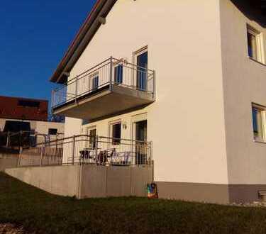 Erstbezug mit Balkon: attraktive 4-Zimmer-Wohnung in Jetzendorf