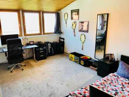 Schönes Zimmer in 89 m2 großen 2er WG in perfekter Lage (östliches Ringgebiet)