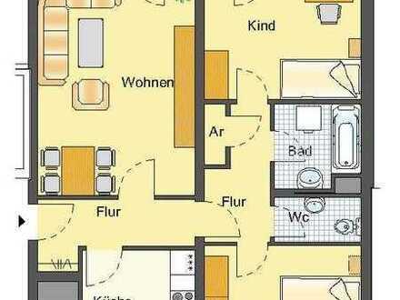 Tolle 3 Zimmer Wohnung mit Blick bis nach Köln !!!