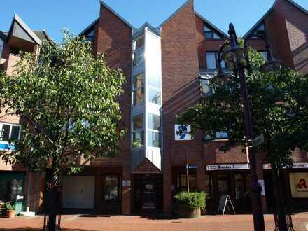 Moderne Wohnung über 2 Etagen in Top Citylage