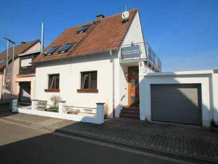 Einfamilienhaus mit Blick über Hauenstein
