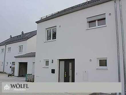 Neubau - Sehr schöne DHH - Haus C mit tollem ca. 105 qm grossen Garten