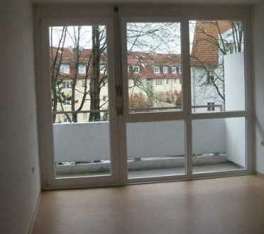 1 Zimmerwohnung mit Balkon