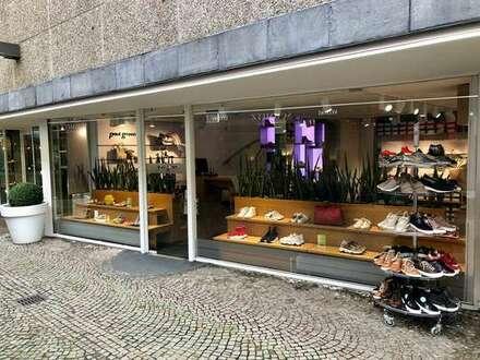 Exklusive Einzelhandelsfläche im Herbartgang!