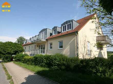 Zuverlässig vermietete 2-Raum-Wohnung mit TG-Stellplatz in Burkhardtsdorf!