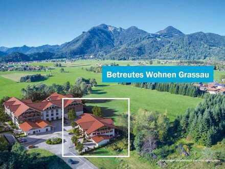 *Erstbezug* 2-Zimmer Wohnung im Betreuten Wohnen in Grassau