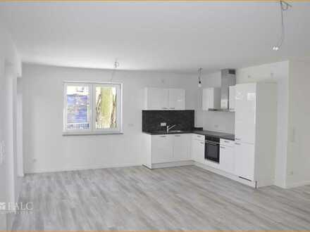 Neubau! Erstbezug! 2 Zimmer inkl. Balkon, Küche, Stellplatz