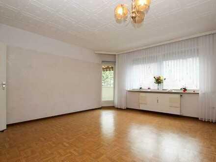 Eigentumswohnung im Gifhorner Blumenviertel!