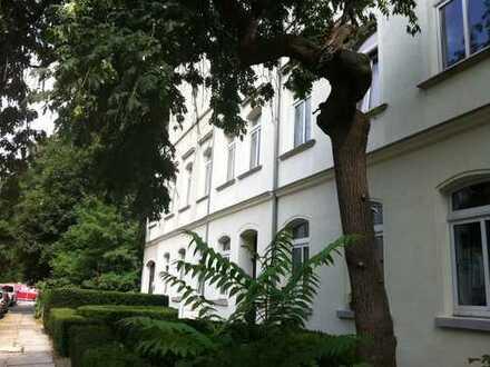 Helle 3-Raum Wohnung in unmittelbarer Stadt- und Parknähe