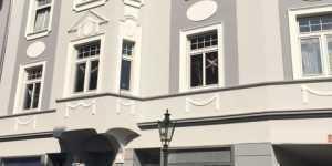 Schöne helle, geräumige drei Zimmer Wohnung in Düsseldorf, Rath